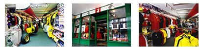 F1 and more - the formula one merchandise store